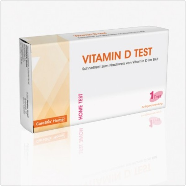 CareStix Home Vitamin D Test - Zur Eigenanwendung